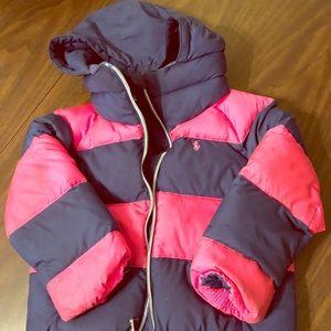 RALPH LAUREN toddler coat